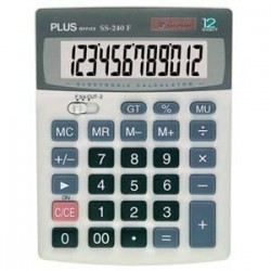 CALCULADORA PLUS OFFICE 240