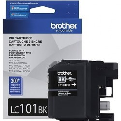 CARTUCHO BROTHER ORIGINAL LC-101 NEGRO BROTHER