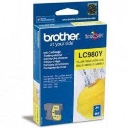 CARTUCHO ORIGINAL BROTHER LC-980 COLOR