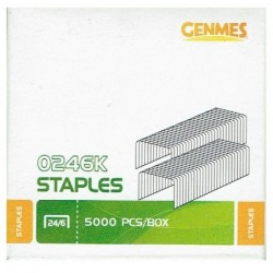 BROCHE 24/6 GENMES X 5000 GENMES