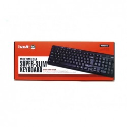 TECLADO HAVIT USB SLIM KB 321