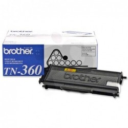 TONER BROTHER ORIGINAL TN 360 BROTHER