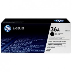 TONER HP ORIGINAL CB436 A 1505/1522 HP