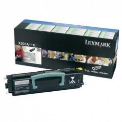 TONER ORIGINAL LEXMARK X 203/204 LEXMARK