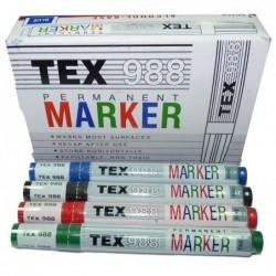 MARCADOR TEX PERMANENTE 988 TEX