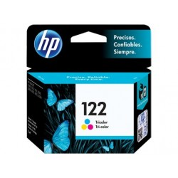 CARTUCHO HP ORIGINAL (122) CH562HL COLOR ORIGINALES