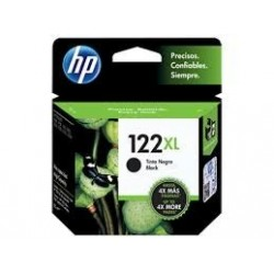 CARTUCHO HP ORIGINAL (122 XL) CH563HL NEGRO ORIGINALES