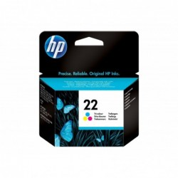 CARTUCHO ORIGINAL HP (22) C9352AL COLOR HP
