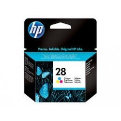 CARTUCHO HP ORIGINAL (28) C8728AL COLOR ORIGINALES