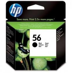 CARTUCHO HP ORIGINAL (56) C6656AL NEGRO HP