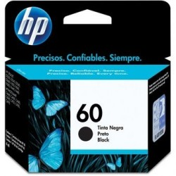 CARTUCHO ORIGINAL HP (60) CC640WL NEGRO HP