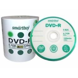 DVD R SMARTBUY BULL X 100