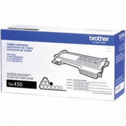 TONER BROTHER ORIGINAL TN450 ORIGINALES
