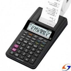 CALCULADORA CASIO CON ROLLO HR8RC CALCULADORAS
