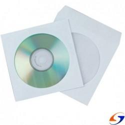 SOBRE PARA CD DE PAPEL CON VENTANA