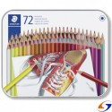 LAPICES DE COLORES STAEDTLER X 72 LATA MAPED