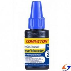 TINTA PERMANENTE COMPACTOR 20 ML. COMPACTOR