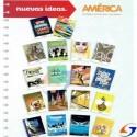 CUADERNOLA AMERICA TAPA FLEXIBLE 70 HOJAS AMERICA