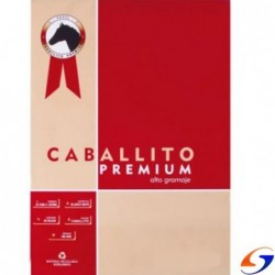 BLOCK DIBUJO CABALLITO ORIGINAL 1/2 WATMAN