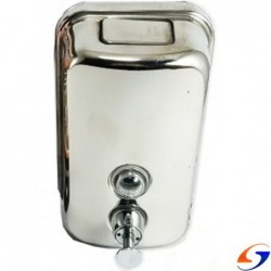 DISPENSADOR JABON LIQUIDO INOX SP ELITE