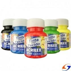 PINTURA TELA ACRILEX 37ML. ACRILEX