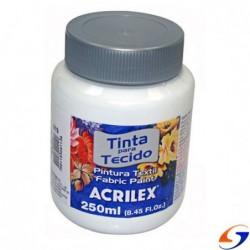 PINTURA TELA ACRILEX 250 ML. ACRILEX