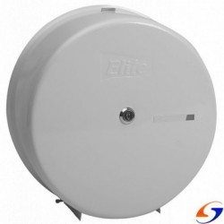 DISPENSADOR HIGIENICO ELITE METAL BLANCO NUBE BLANCA