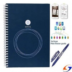 CUADERNO INTELIGENTE ROCKETBOOK WAVE CUADERNOS