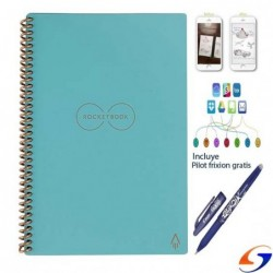 CUADERNO INTELIGENTE ROCKETBOOK EVERLAST