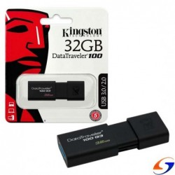 PENDRIVE KINGSTON 32GB. COMPUTACION