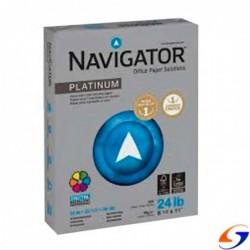 HOJAS NAVIGATOR CARTA 75 GR. X 500 NAVIGATOR
