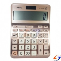 CALCULADORA CASIO DF120FM CALCULADORAS