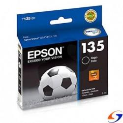 CARTUCHO EPSON ORIGINAL T135 NEGRO CARTUCHOS EPSON