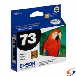 CARTUCHO EPSON ORIGINAL T073 NEGRO EPSON