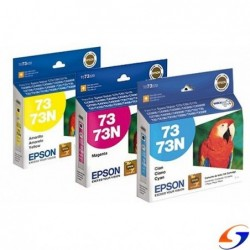 CARTUCHO EPSON ORIGINAL T073 COLOR CARTUCHOS EPSON