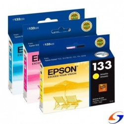 CARTUCHO EPSON ORIGINAL T133 COLOR EPSON
