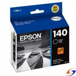 CARTUCHO EPSON ORIGINAL T140 NEGRO CARTUCHOS EPSON