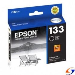 CARTUCHO EPSON ORIGINAL T133 NEGRO CARTUCHOS EPSON