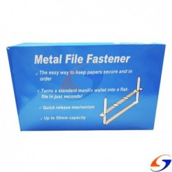 BROCHES ACCO FASTENER METALICO CAJAX50 ACCOS
