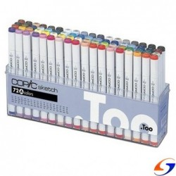MARCADORES COPIC SKETCH SET A X72
