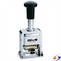 SELLO NUMERADOR KW TRIO AUTOMATICO 4MM.