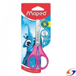 TIJERA MAPED ESCOLAR START ZURDO 13CM. TIJERAS