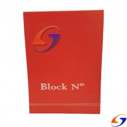 BLOCK OBRA LISO SP Nª1 10X13CM. BLOCKS