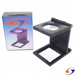 LUPA MAGNIFIER CUENTA HILO LUPAS