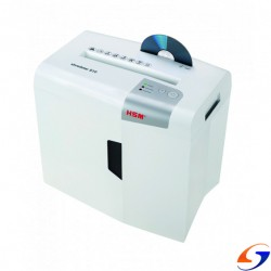 DESTRUCTORA DE DOCUMENTOS HSM SHREDSTAR S10 PAPELERIA