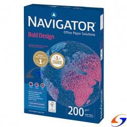HOJAS A4 NAVIGATOR 200GR. X150 PAPELES