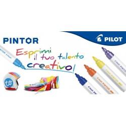 MARCADOR PILOT PINTOR M 1.4MM. SET X18 PAPELERIA