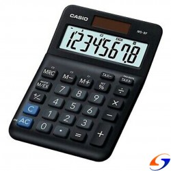 CALCULADORA DE ESCRITORIO CASIO MS8 CALCULADORAS