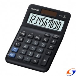 CALCULADORA DE ESCRITORIO CASIO MS10 CALCULADORAS