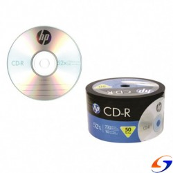 CD R HP BULL X 50 COMPUTACION